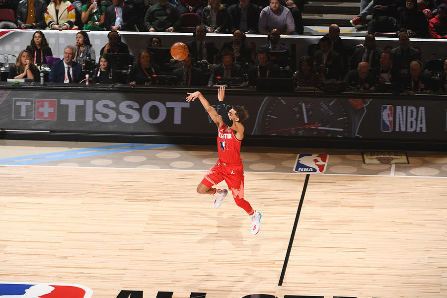 69th NBA All-Star Game Photograph by Garrett Ellwood