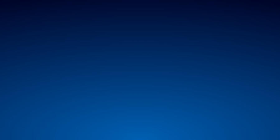 Abstract blurred background - defocused Blue gradient Drawing by Bgblue