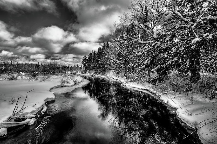 An Adirondack Winter by David Patterson