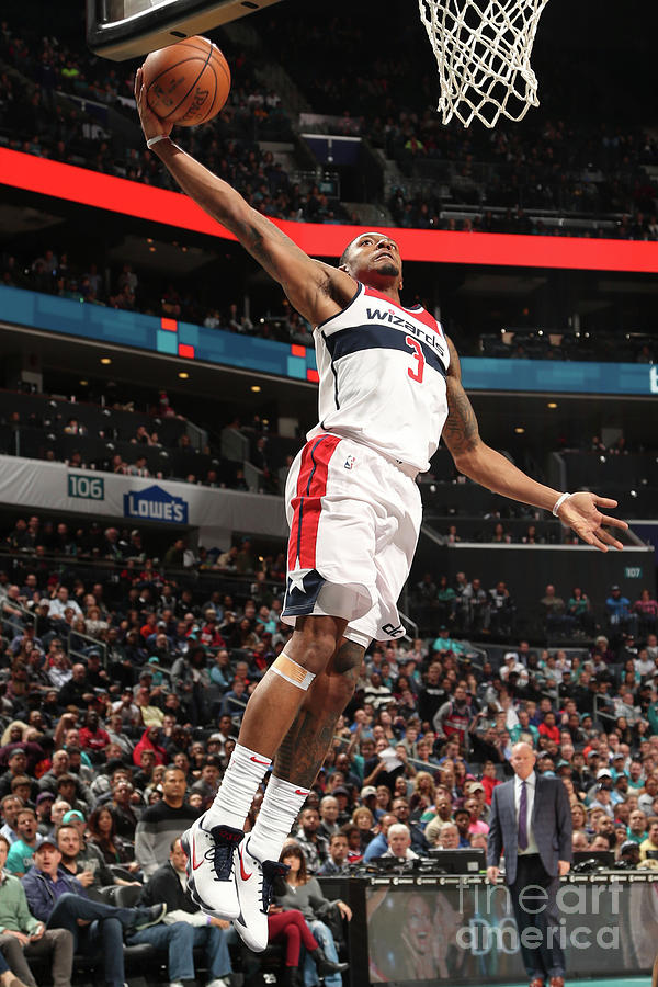Bradley Beal Photograph by Kent Smith