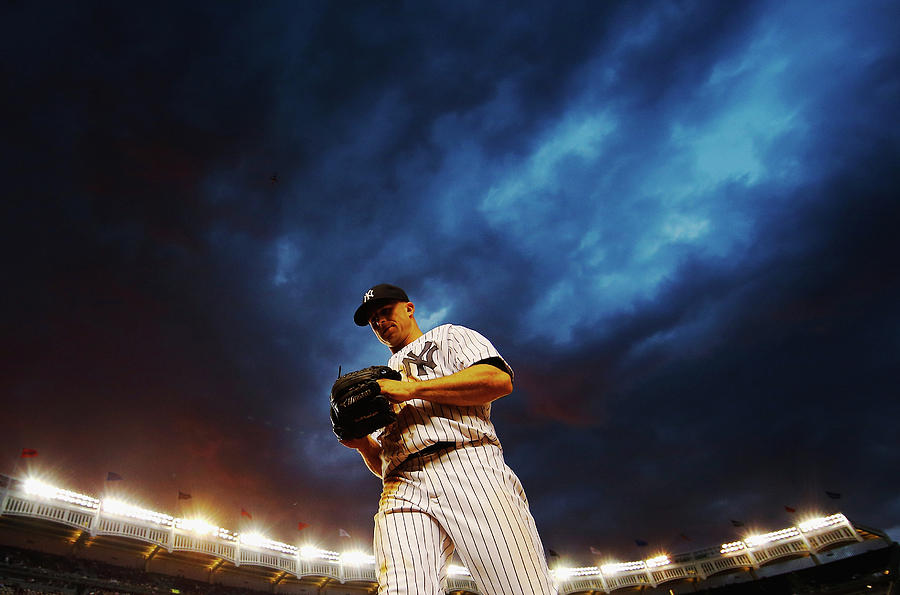 Brett Gardner Photograph by Al Bello