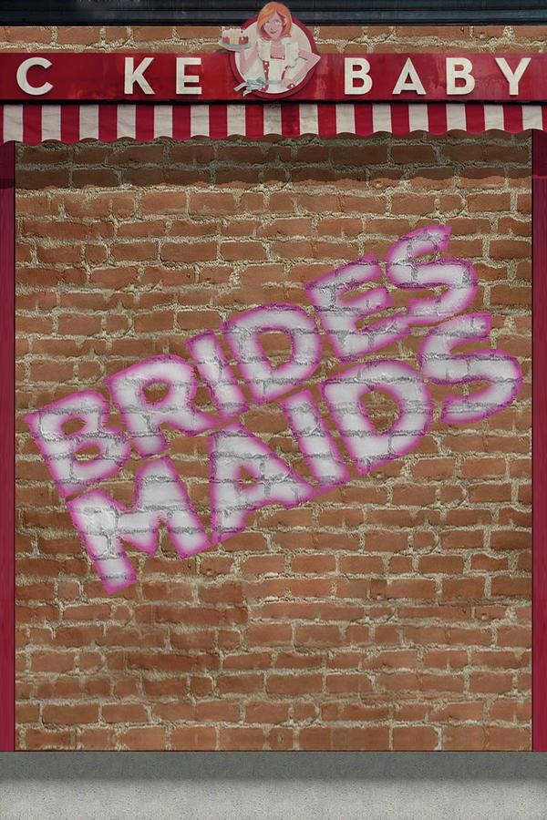 Bridesmaids 2011 Digital Art By Geek N Rock