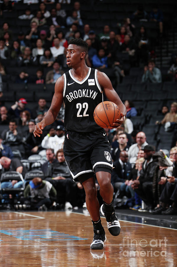 Caris Levert Photograph by Nathaniel S. Butler