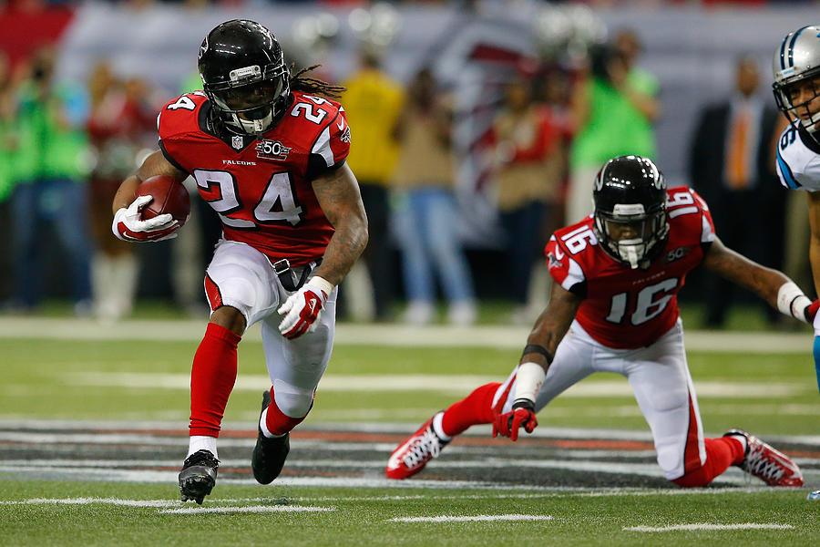 Carolina Panthers v Atlanta Falcons Photograph by Kevin C. Cox