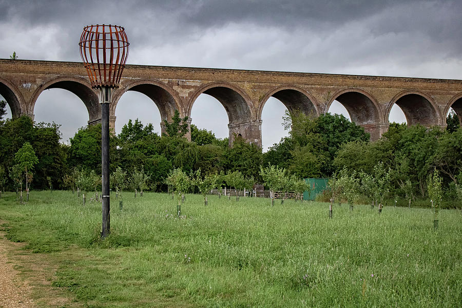 Chappel Viaduct Essex Uk Photograph