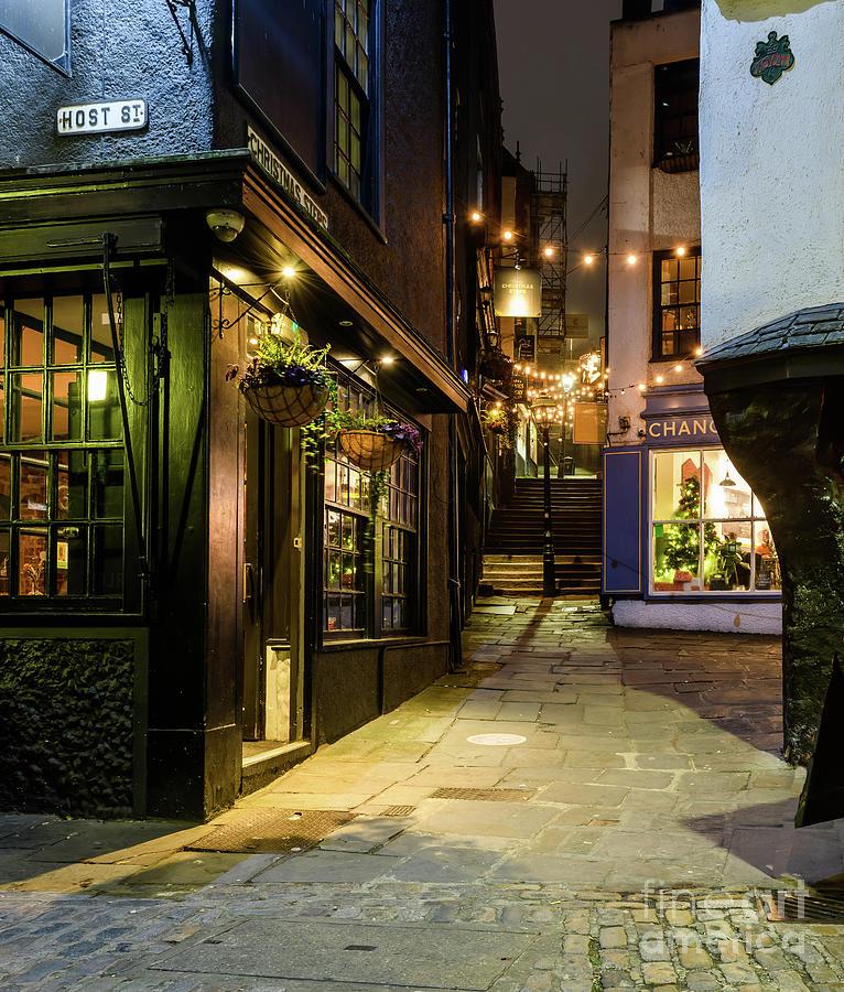 Christmas Steps, Bristol. by Colin Rayner