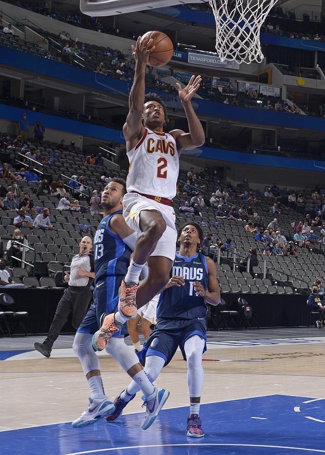 Cleveland Cavaliers v Dallas Mavericks Photograph by Glenn James