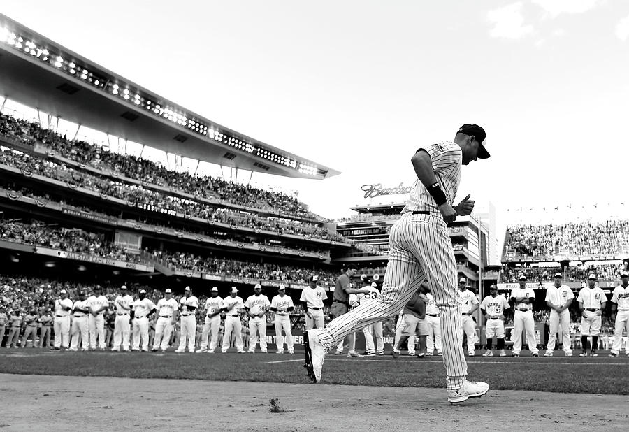 Derek Jeter Photograph by Rob Carr