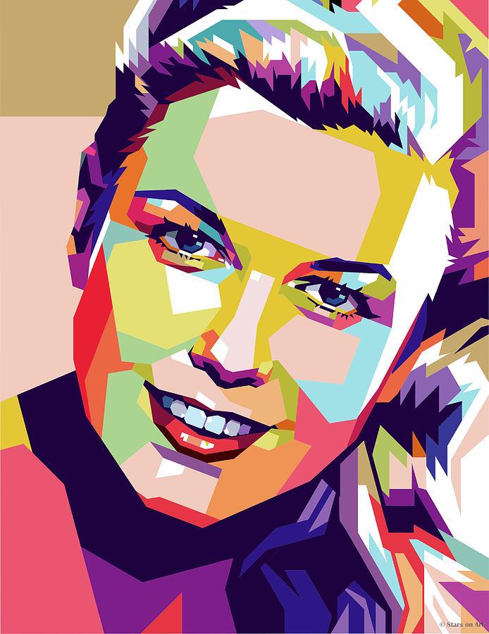 Doris Day Mixed Media