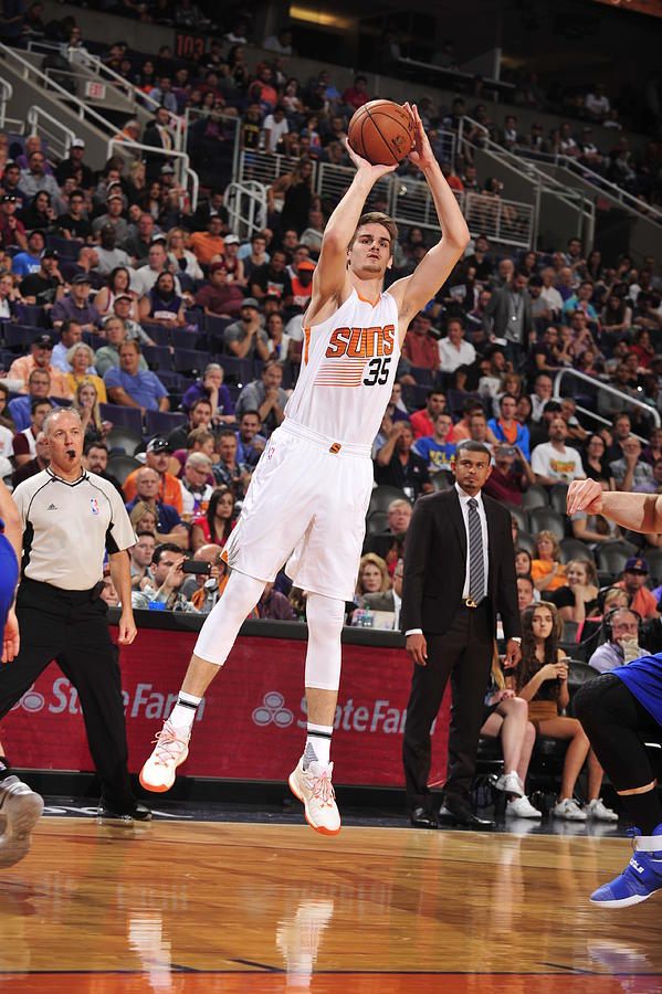 Dragan Bender Photograph by Barry Gossage