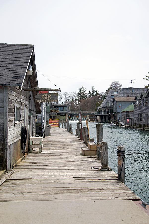 Fishtown Photograph
