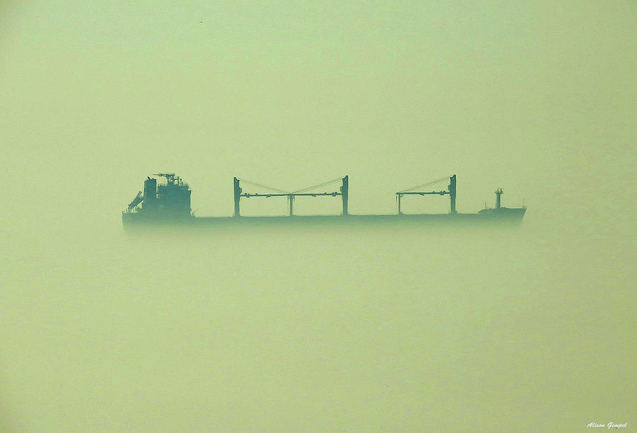 Ghost Ship Juno Photograph