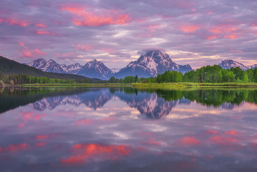 Grand Sunrise Photograph