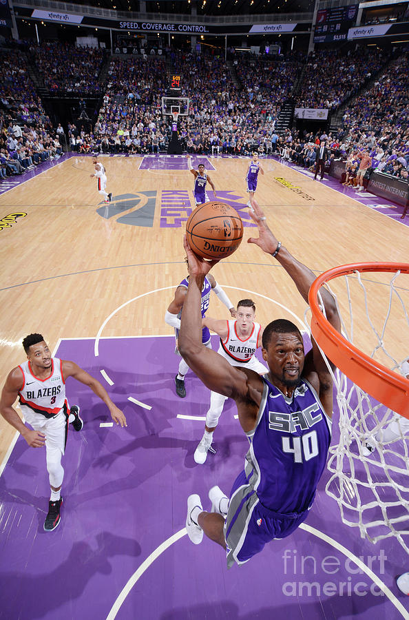 Harrison Barnes Photograph by Rocky Widner