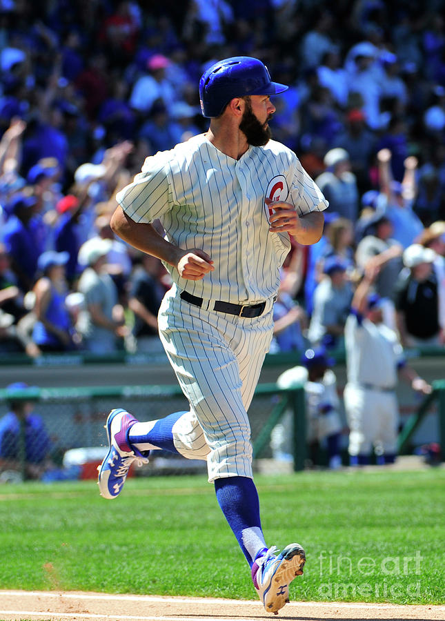 Jake Arrieta Photograph by David Banks