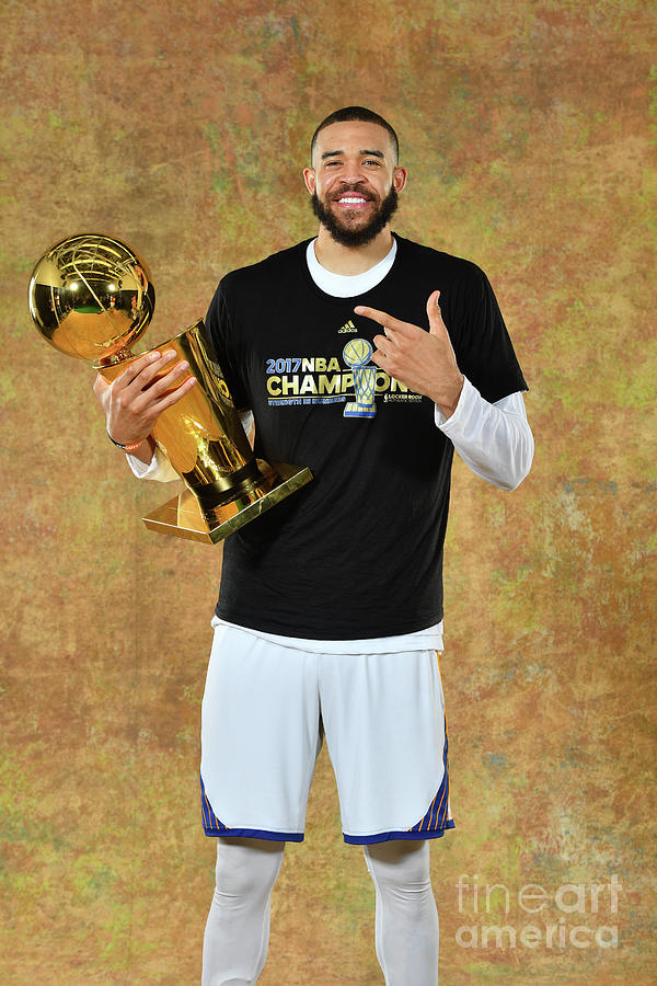 Javale Mcgee Photograph by Jesse D. Garrabrant