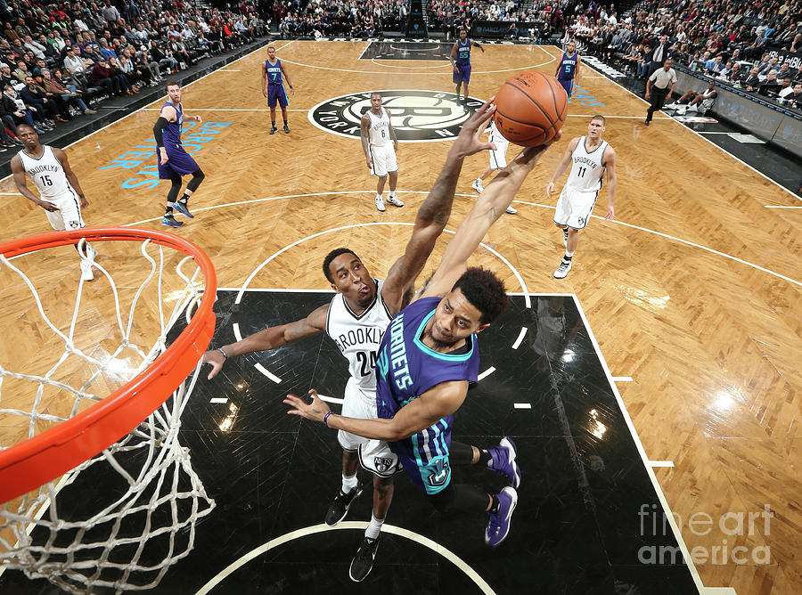 Jeremy Lamb Photograph by Nathaniel S. Butler