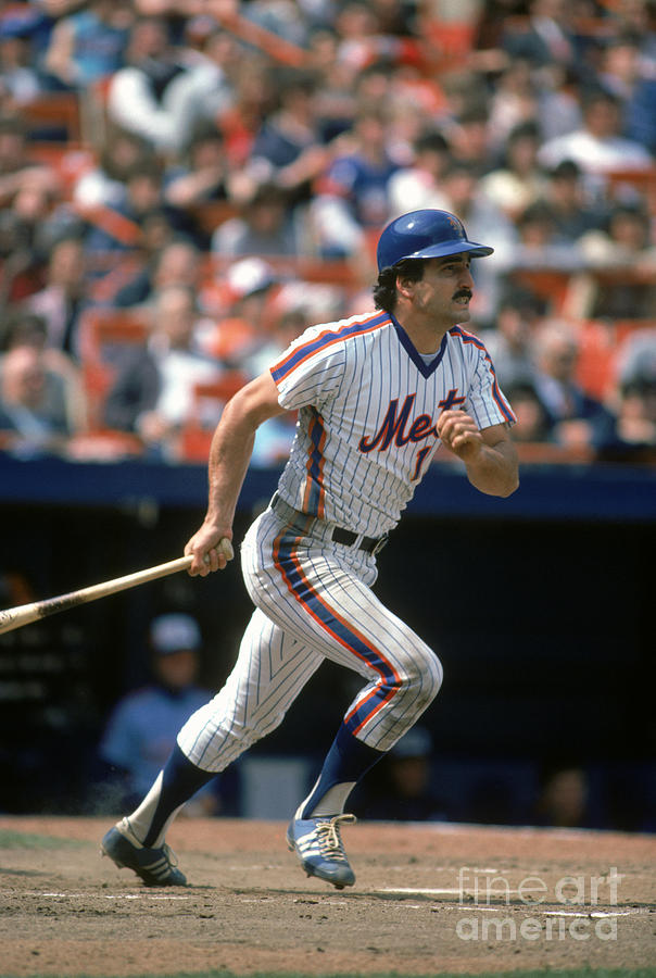 Keith Hernandez Photograph by Rich Pilling