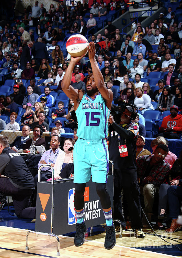 Kemba Walker Photograph by Nathaniel S. Butler