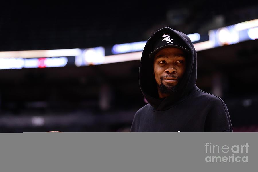 Kevin Durant Photograph by Noah Graham