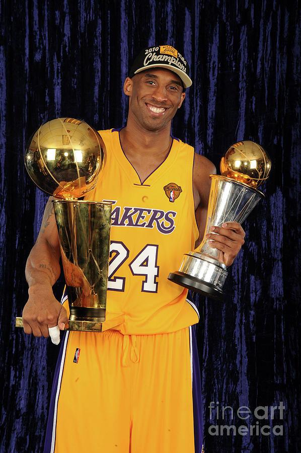 Kobe Bryant Photograph by Andrew D. Bernstein
