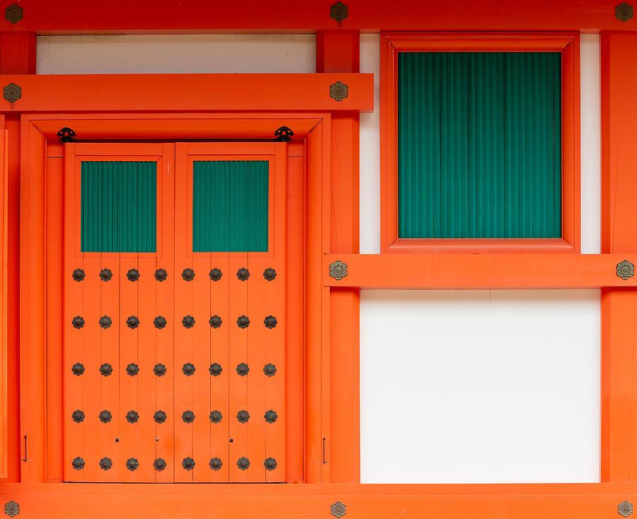 Konpon Daito Pagoda - Koyasan Photograph by Christian Beirle González