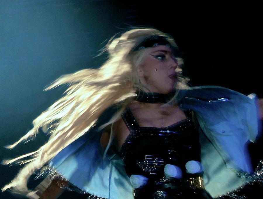Lady Ga Ga Photograph