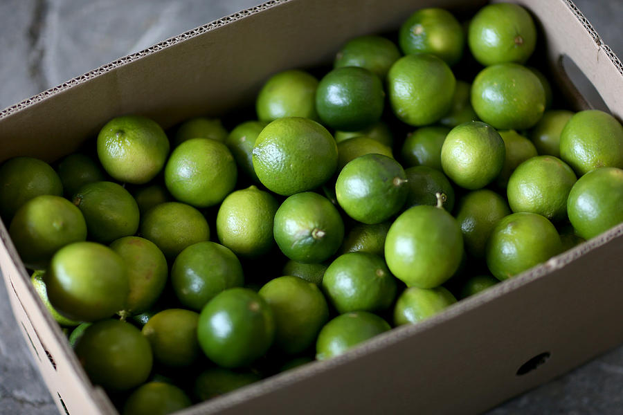 Lime Shortage Causes Drastic Rise In Price Photograph by Joe Raedle