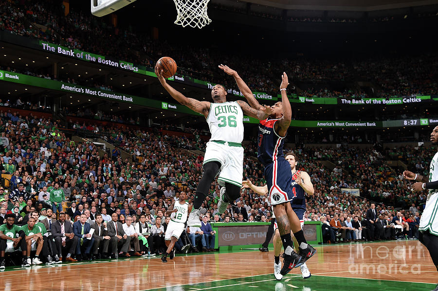 Marcus Smart Photograph by Brian Babineau