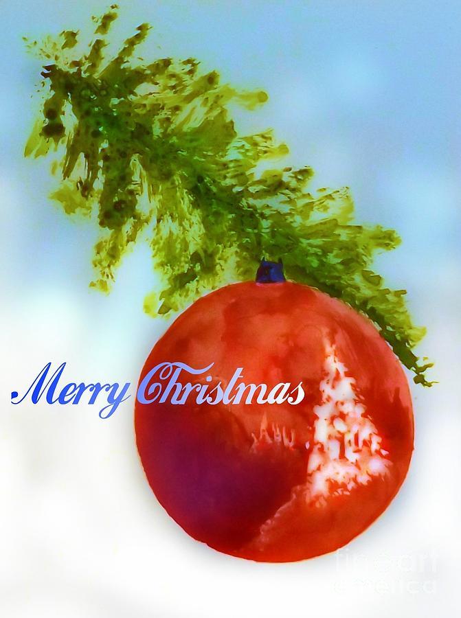 Merry Christmas by David Neace