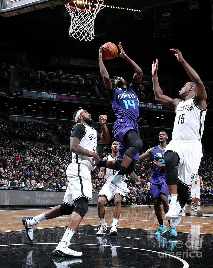 Michael Kidd-gilchrist Photograph by Nathaniel S. Butler