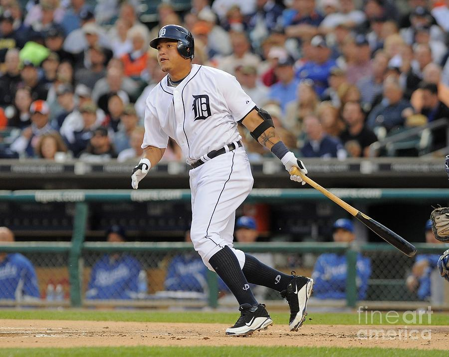 Miguel Cabrera Photograph by Mark Cunningham