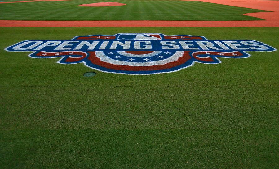 New York Mets v Atlanta Braves Photograph by Kevin C. Cox
