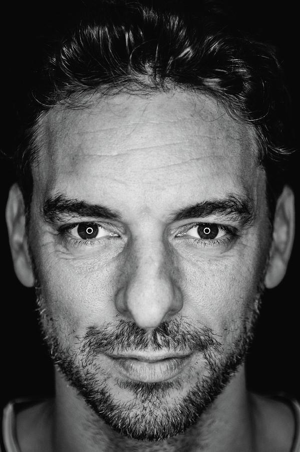 Pau Gasol Photograph by Mark Sobhani