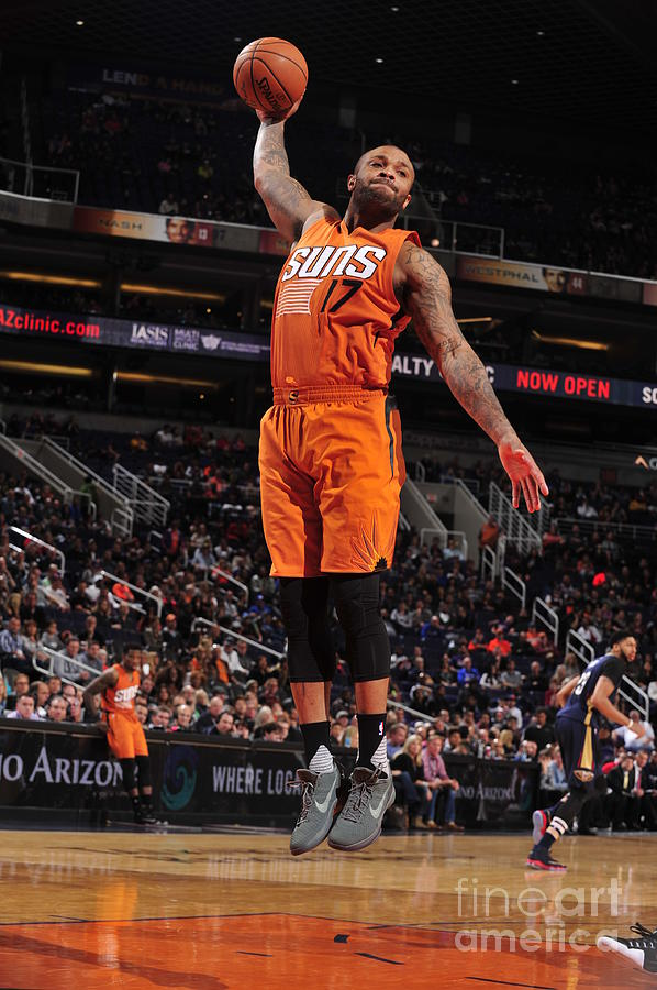 P.j. Tucker Photograph by Barry Gossage