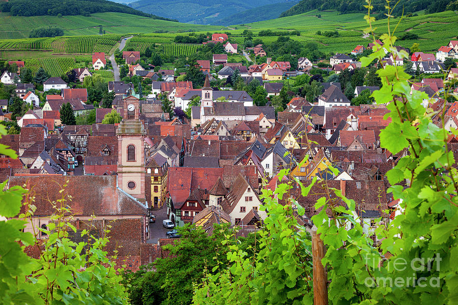 Riquewihr - Alsace France II Photograph
