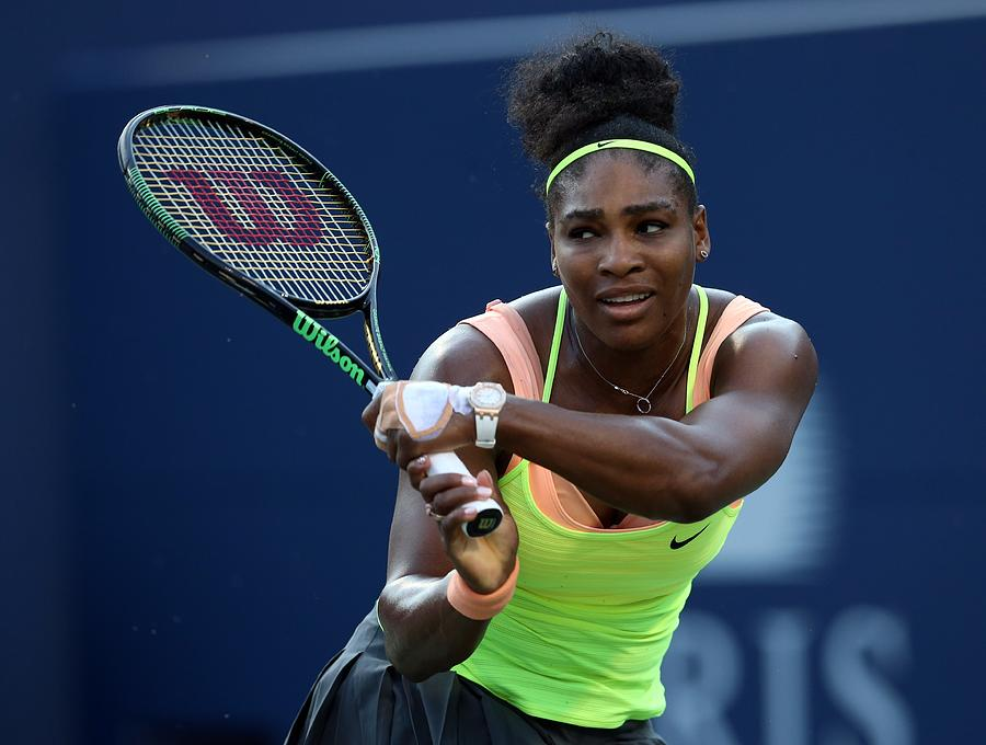 Rogers Cup Toronto - Day 6 Photograph by Vaughn Ridley