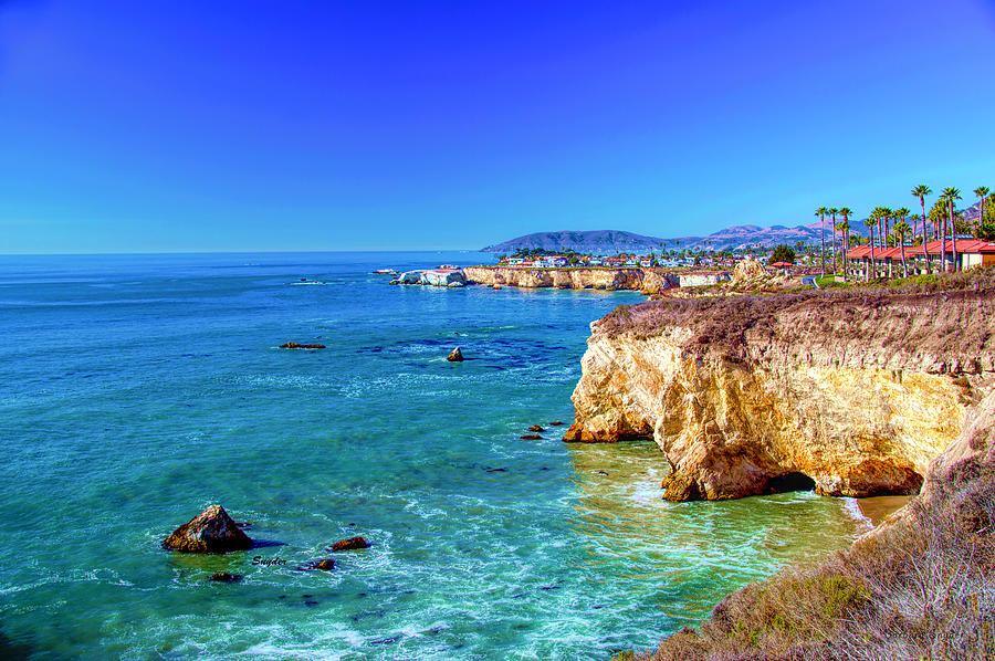 Shell Beach California Photograph