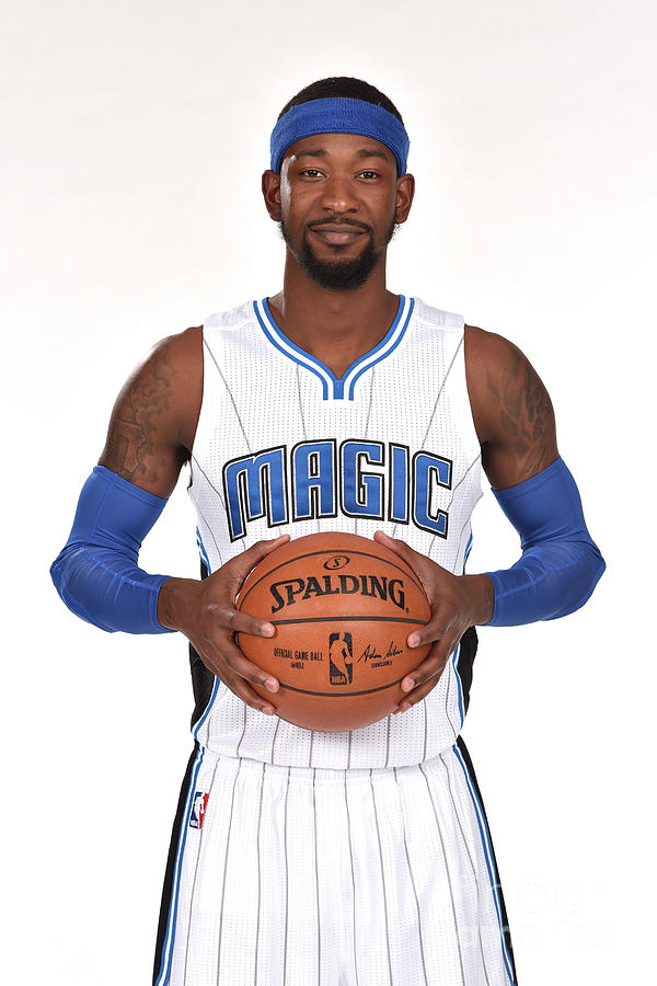 Terrence Ross Photograph by Gary Bassing