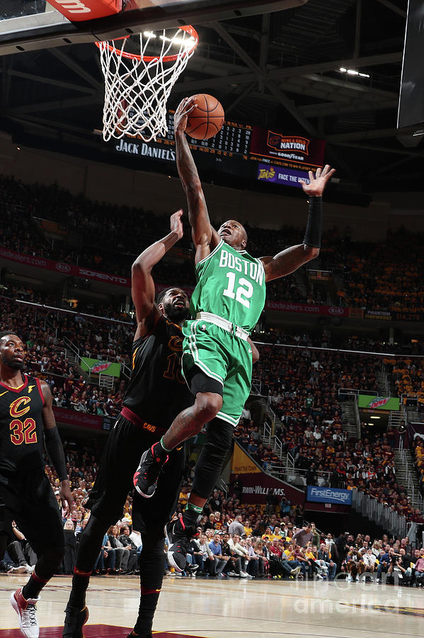 Terry Rozier Photograph by Nathaniel S. Butler