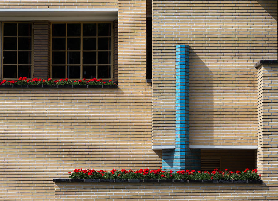 Town Hall Hilversum Photograph by Christian Beirle González