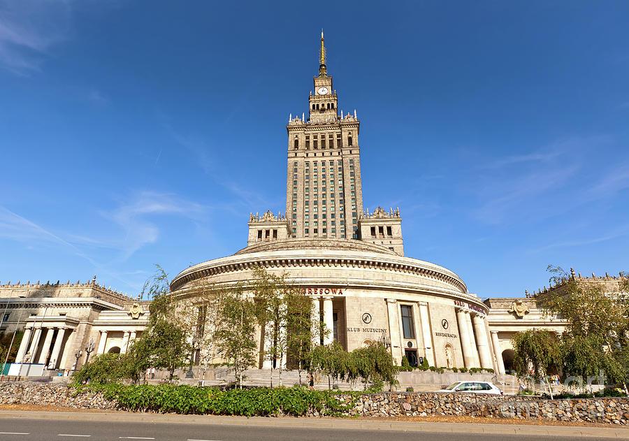 Warsaw Photograph
