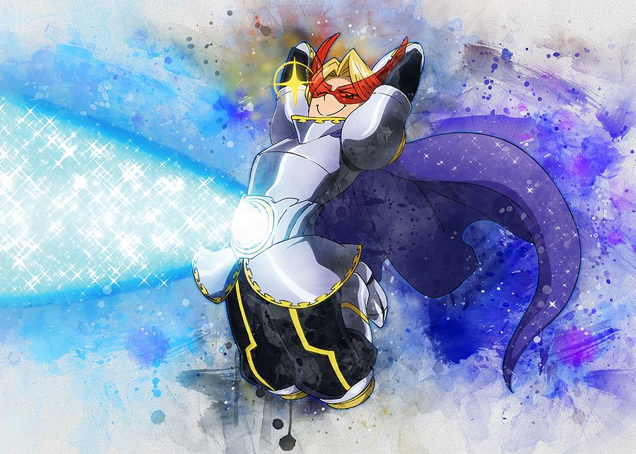 Yuga Aoyama Artwork Digital Art By Big Mart This is a short video essay on why the character yuga aoyama in the anime my hero academia is misunderstood and why the. yuga aoyama artwork by big mart