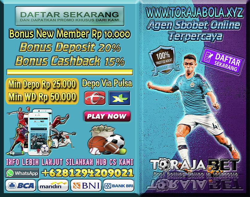 Torajabet Agen Sbobet Bola Terpercaya Agen Parlay Poker Online Photograph By Torajabola