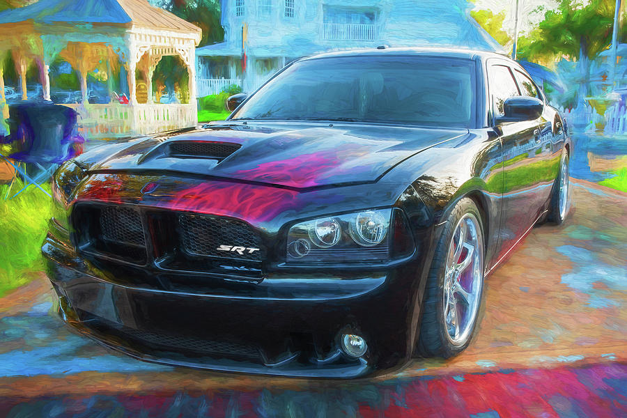 2008 Dodge SRT8 Charger 100 by Rich Franco