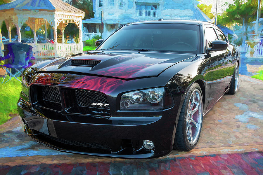 2008 Dodge SRT8 Charger 101 by Rich Franco