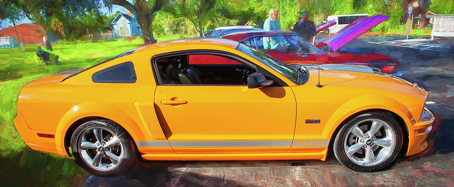 2008 Ford Shelby Mustang GT-C 101 by Rich Franco