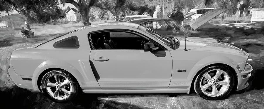 2008 Ford Shelby Mustang GT-C 104 by Rich Franco