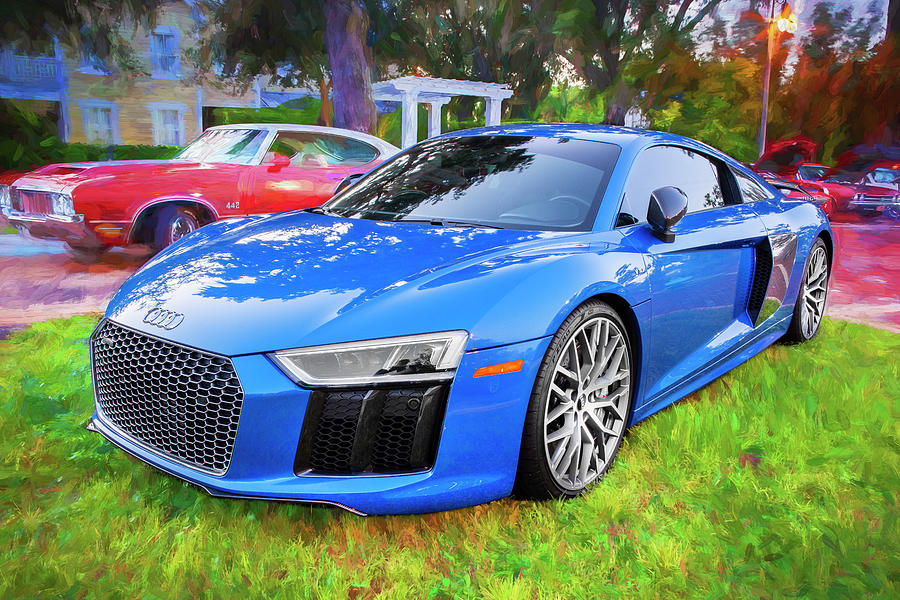 2017 Audi R8 V10 Plus 108 by Rich Franco