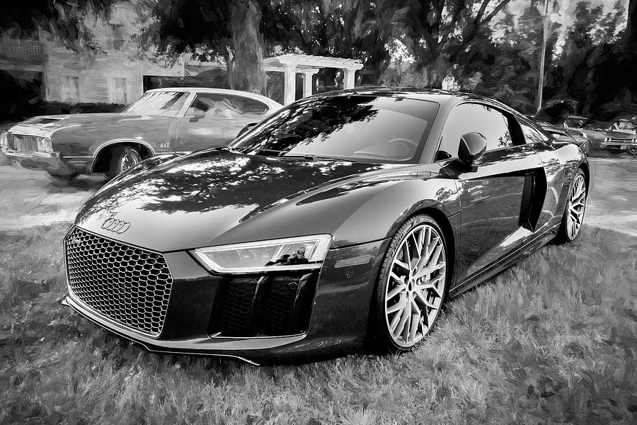 2017 Audi R8 V10 Plus 109 by Rich Franco